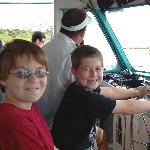 Thanks Captain Gene - My boys had a blast!