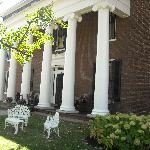 Beaumont Inn Dining Room-a true taste of Kentucky tradition
