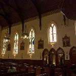 The beautiful St Patrick's Cathedral in Auckland