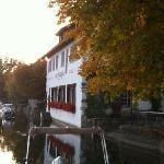 Hotel & Restaurant Alte Rheinmühle Foto