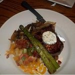 mouth watering top sirloin steak special