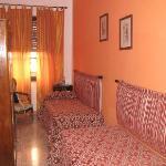 Camera da letto 2 letti singoli
