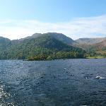 Steamer trip on Ullswater