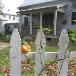 October at the William Cox Inn