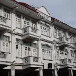 Outside of Hotel 1929
