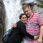 Chamana Waterfall