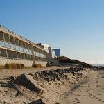 Situé sur la plage du Touquet