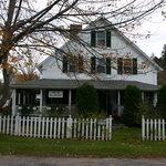 Front Porch, Stark Village Inn