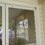 Jacksonville Plaza Entrance