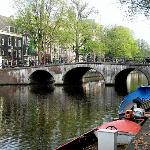 Amsterdam's canal system - beautiful