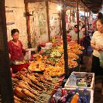 Luang Prabang Night Food Market