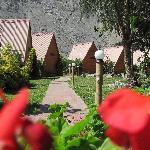 Lindos bungalows