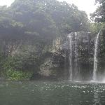 Waterfall Nearby hotel