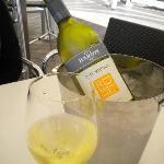 house wine hardy's chardonney