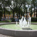 """Enjoy this """"green lung"""" in the middle of Trondheim centre"""
