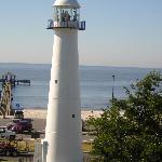 Lighthouse on Beach Blvd