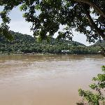 Mekong en face de Chitdara