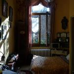 Dormitorio en el primer piso