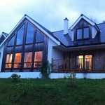 Loch Awe House B&B front view