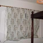 Curtains which did not fit windows