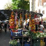 Alcudia old town Sunday market