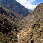 Vu sur le Canyon