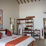 our room - water edge villa