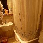baño.. pequeño pero limpio!