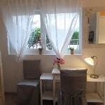 Chambre La Caravelle,claire,confortable, chaleureuse