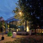 Das LehmbruckMuseum am Duisburger Kant-Park, Foto: Jürgen Diemer