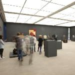 Der Wechselausstellungsraum des LehmbruckMuseums, Foto: Jürgen Diemer