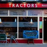 Tractors Family restaurant and Bar