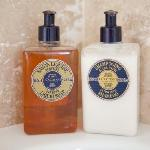 Luxurious Toiletries