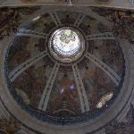 Bóveda interior