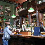 Bar at Galbraith's Alehouse