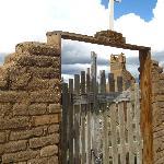 Pueblo cemetery