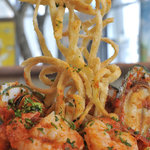 Alla Marinara pasta - seafood special