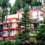 Hotel Exterior, Hotel Ashiana Dalhousie