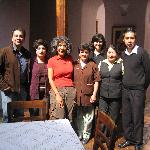 my family away from home ( casa Ordonez )