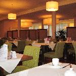 Schönes Restaurant