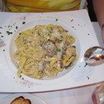 a wonderful pasta