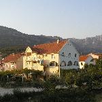 villa aoutside