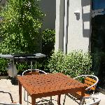Luxury Spa Suite Courtyard