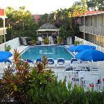 A room with a wonderful Florida feel