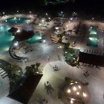 Pools at Night
