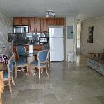 #503's Living / Kitchen
