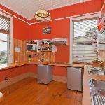 Kitchen in Kaipara Wing