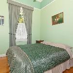 Green room- Kaipara Wing
