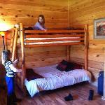 bunkbeds in sheriffs office