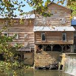 Grist Mill at Hurricane Mills